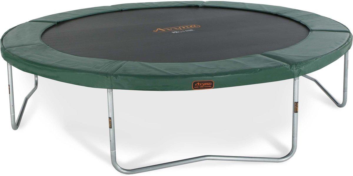 Avyna trampoline PRO-LINE 3,65 (12 ft) Groen