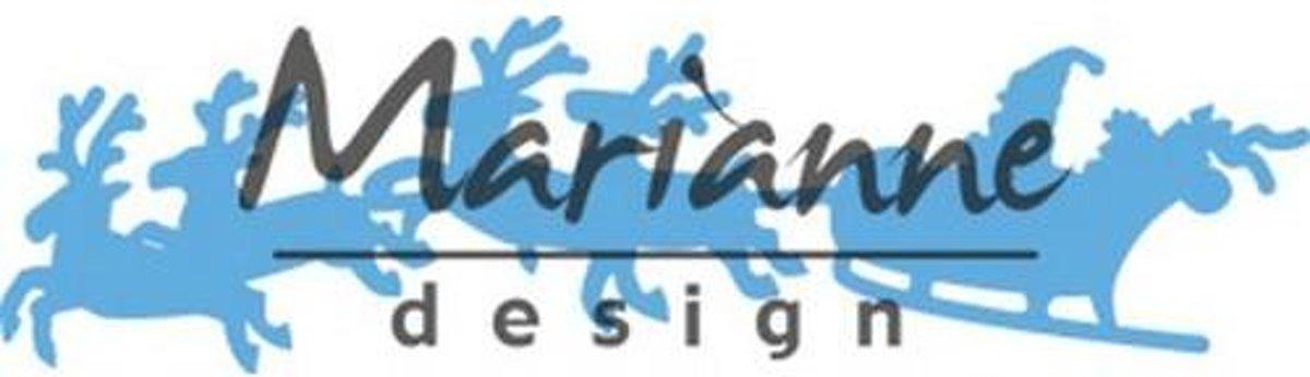 Marianne Design Creatable Mal Santa is coming LR0495 kopen