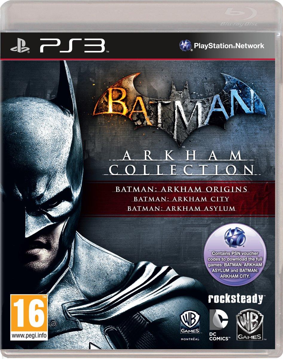 Batman: Arkham Trilogy Collection kopen