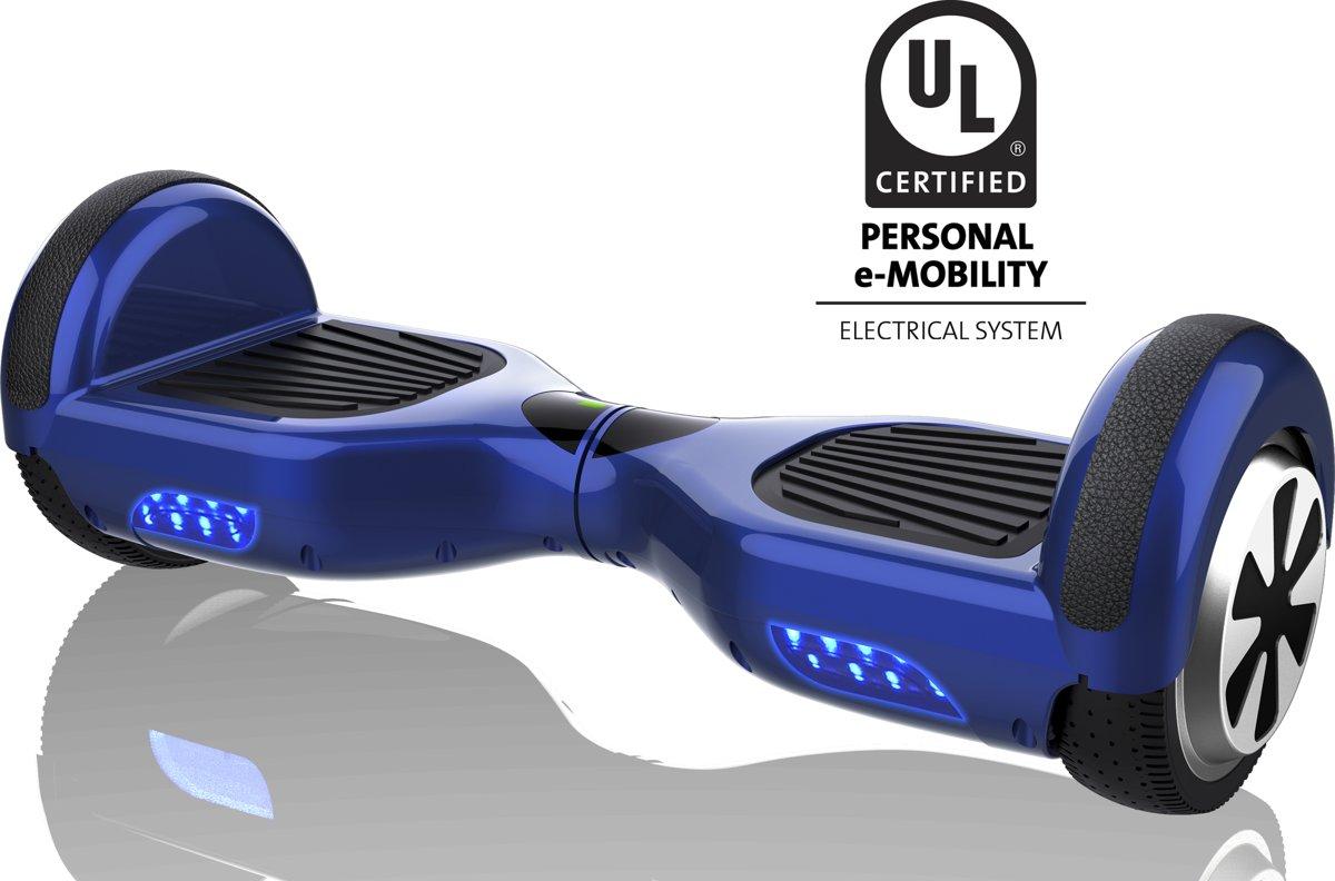 """Denver HBO-6610Blue -  hoverboard met 6,5"""" wielen - Blauw kopen"""