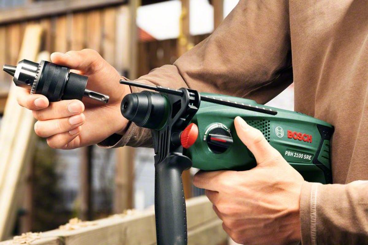 Beroemd bol.com   Bosch - PBH 2100 SRE Boorhamer LI55