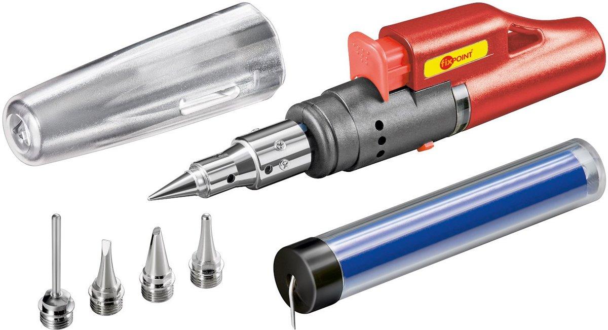 Fixpoint Gassoldeerset - 4-delig kopen