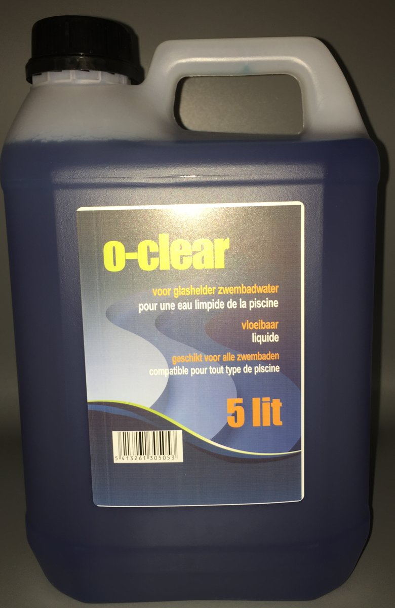 Anti Alg O'Clear 5 Liter