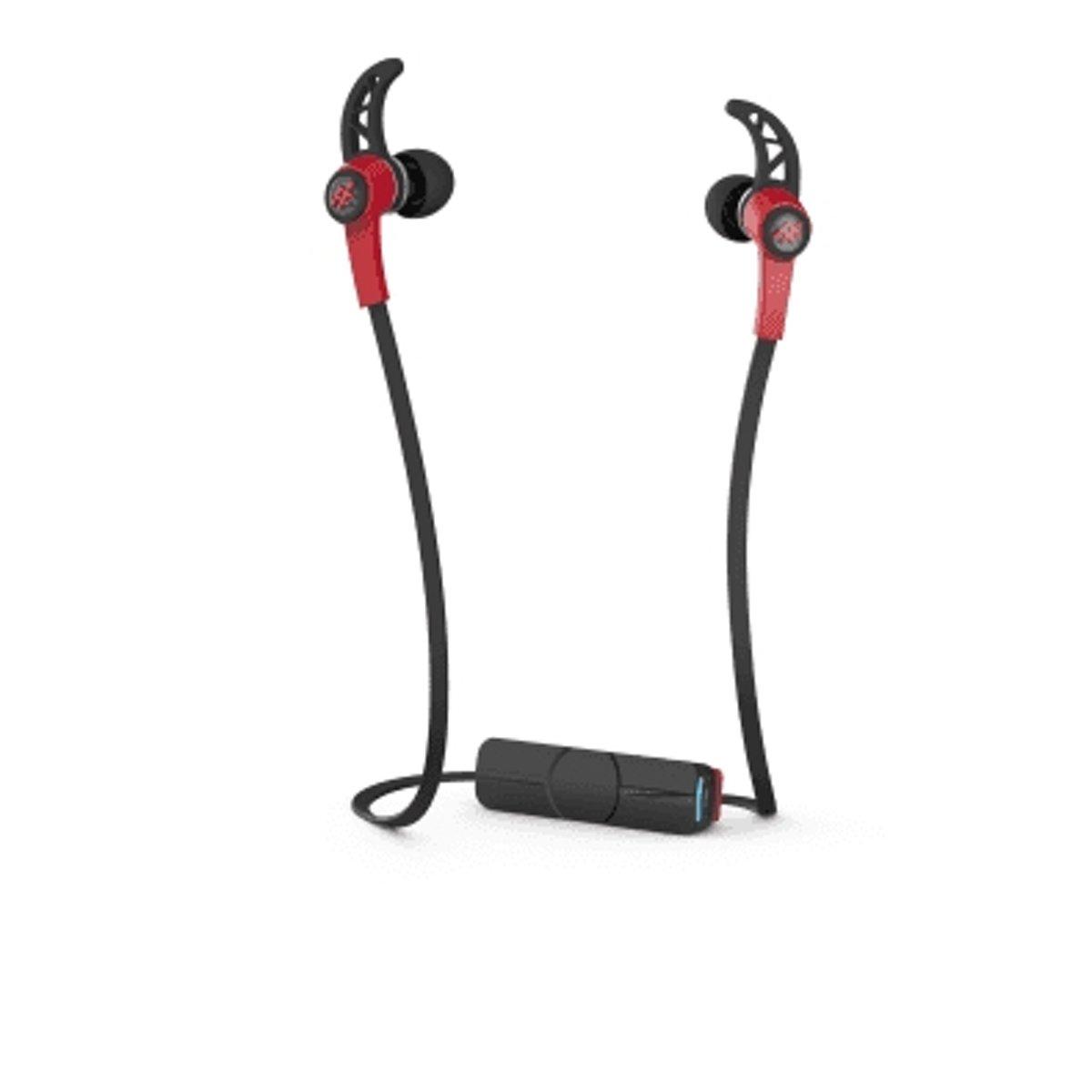 IFROGZ Bluetooth Audio Summit Wireless Oordopjes Rood kopen