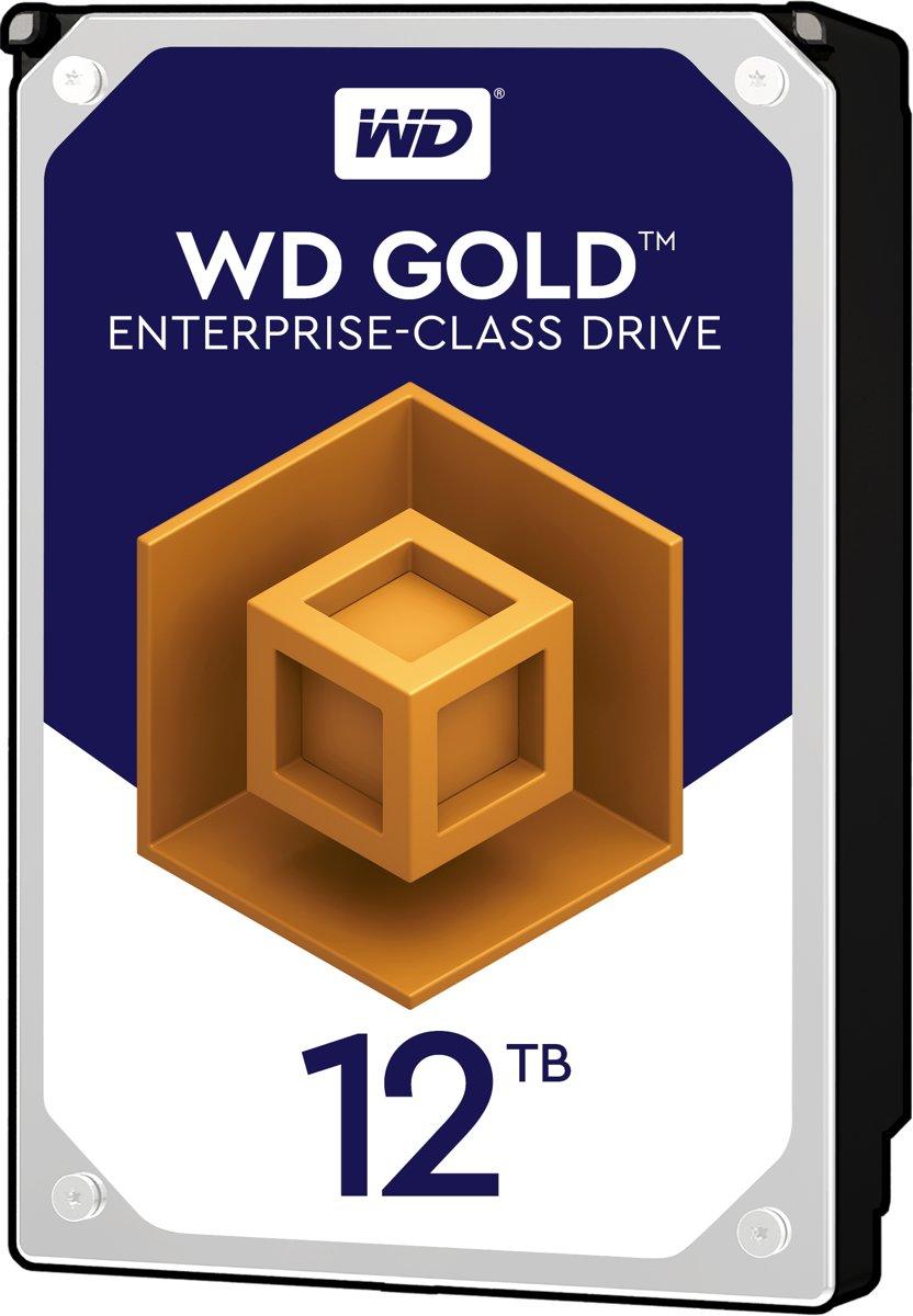 WD Gold - Interne harde schijf - 12 TB