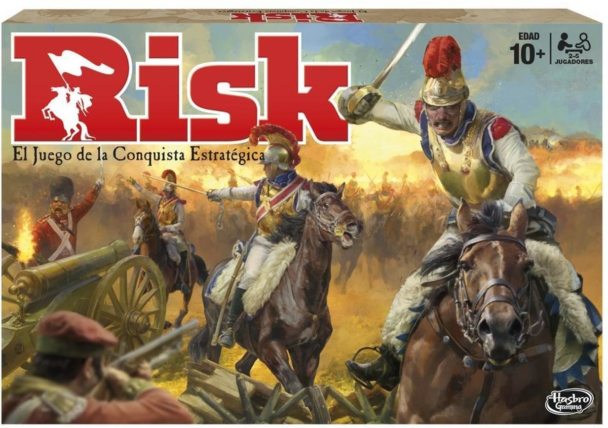Risk 2016 The Game of Strategic Conquest