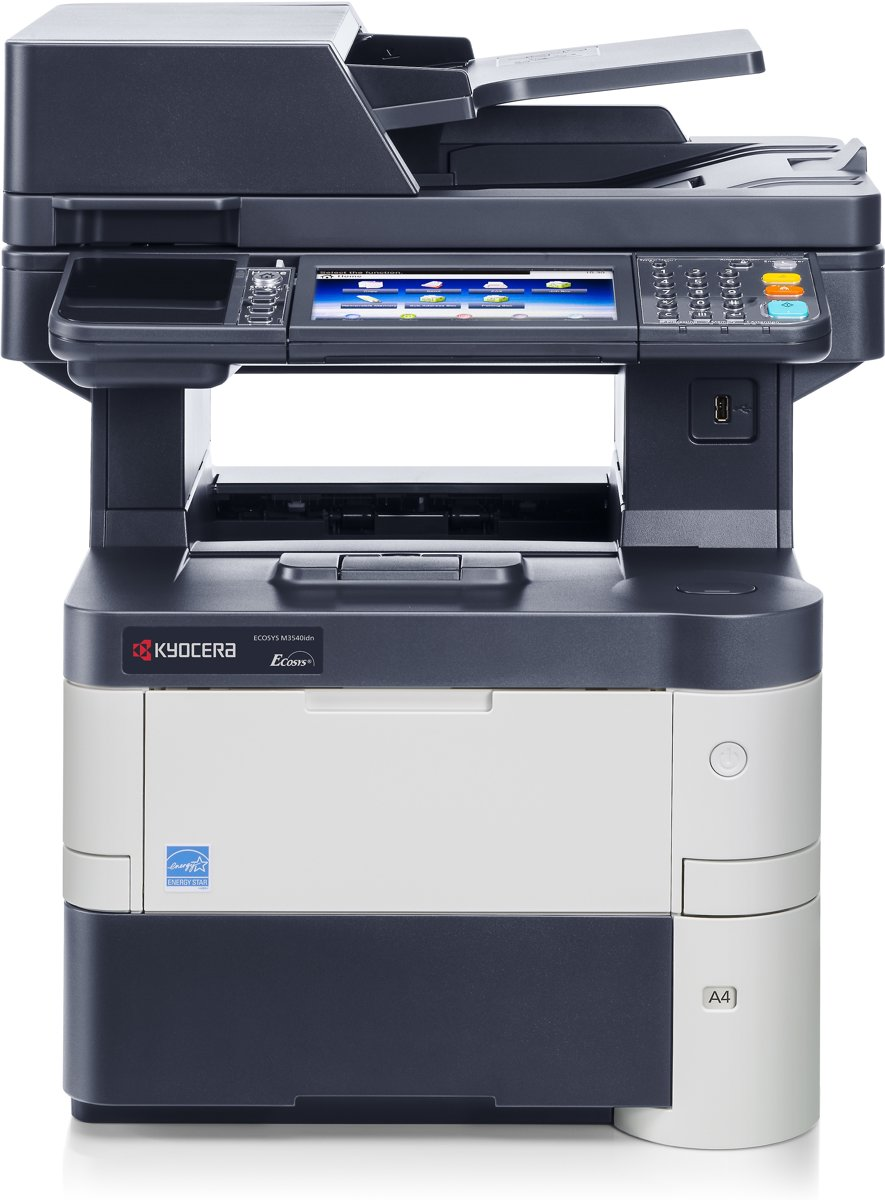Kyocera ECOSYS M3540idn - All-in-One Laserprinter