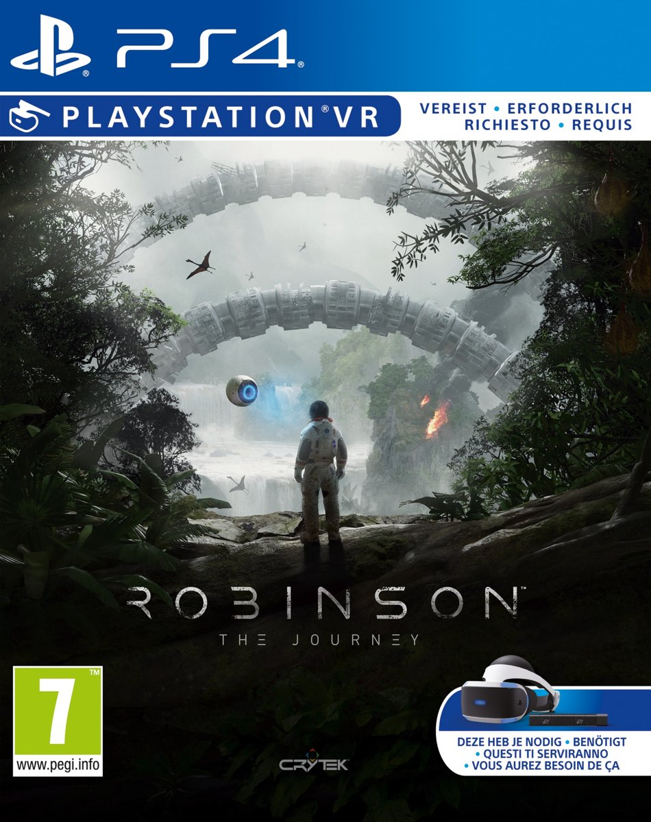 Robinson: The Journey - VR PlayStation 4