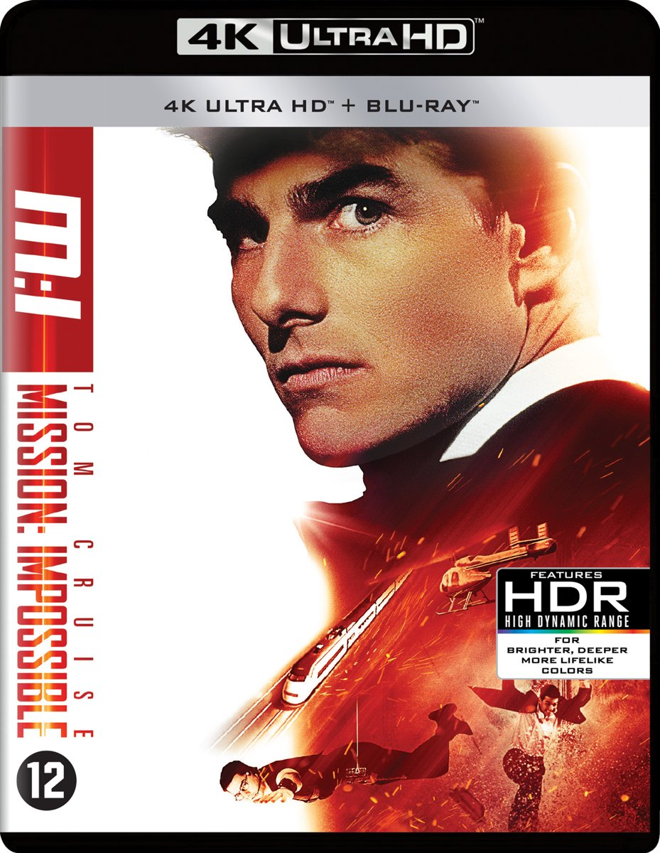 Mission: Impossible (Ultra HD Blu-ray)-