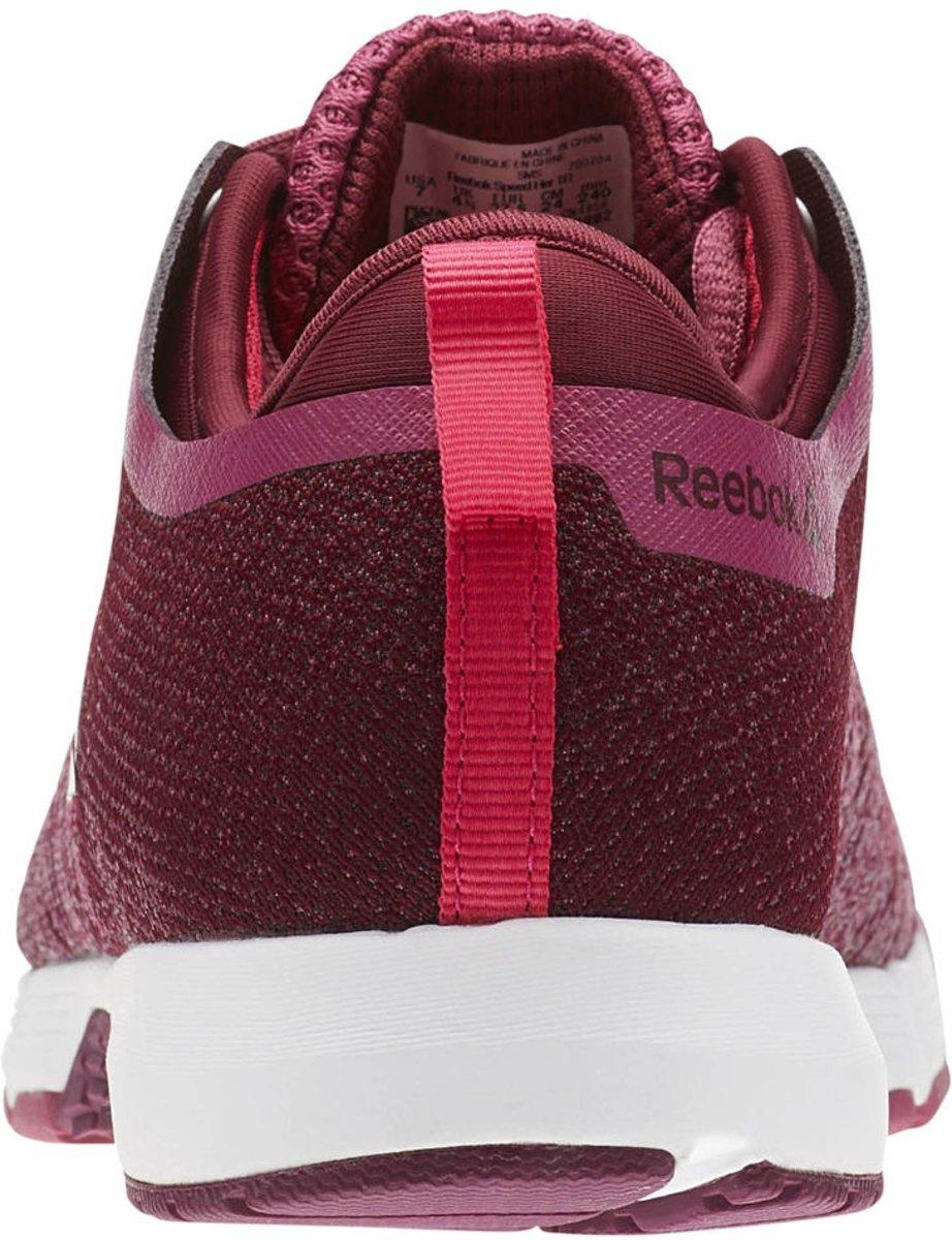 ffbde2a6aa9 bol.com | Reebok Reebok Speed Her Tr Sportschoenen Dames -  Twistedberry/Rusticwine/Infused.