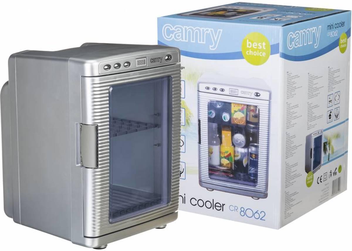 Luxe en duurzame mini/kleine koelkast van Camry - voor in huis/studenten/vakantie/camping/reis kopen