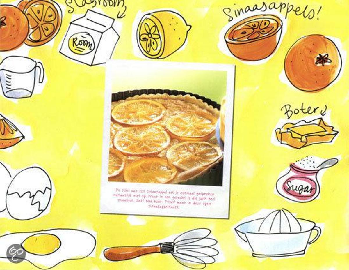 eigen taart is goud waard recepten