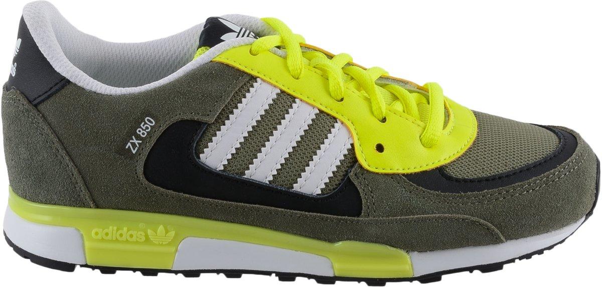 best sneakers 9cd20 5366f ... bol.com   adidas ZX 850 Junior - Sneakers - Unisex - Maat 30 ...