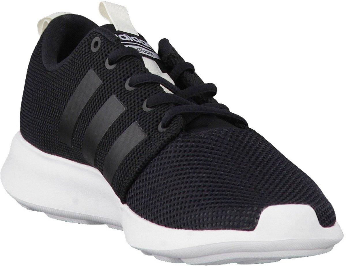 Chaussures Rapides De Mousse Nuage Adidas - Taille 44 2/3 - Hommes - Noir bKP0a