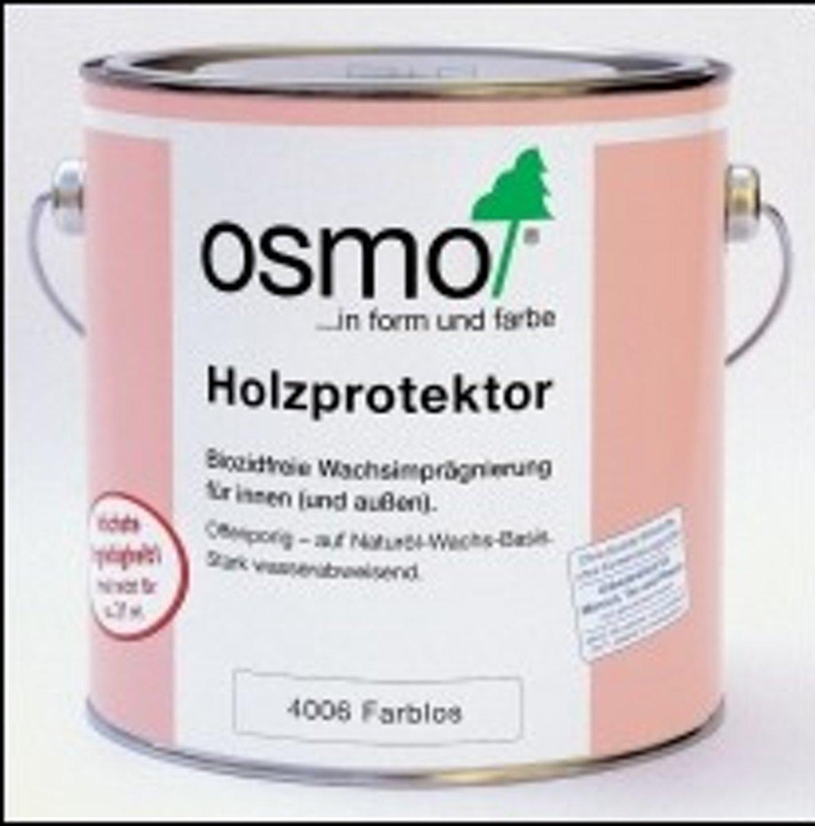 Osmo Houtbeschermer 4006 (Voor Badkamer etc) kopen