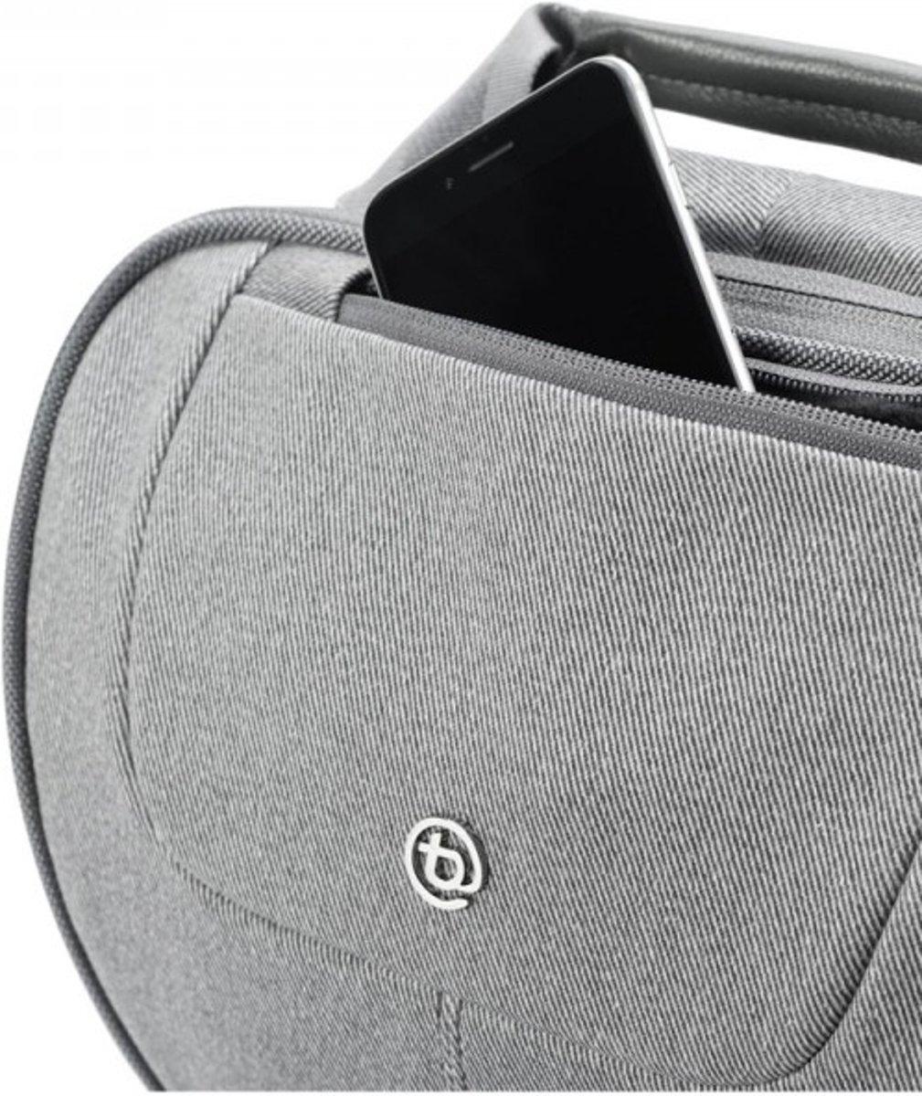 3696dc73dd3 bol.com | Booq - Cobra Squeeze 13-15 inch Rugzak grey