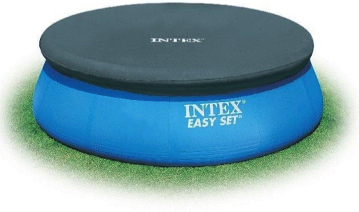 Intex afdekzeil easyset 305cm rond (poolcover)