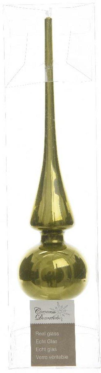 Piek Glas Emaille Olive Green kopen