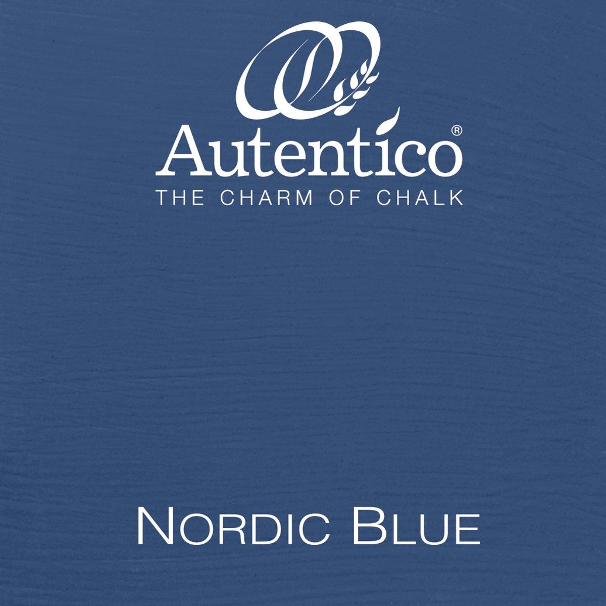 Autentico Velvet 2.5 L   Nordic Blue