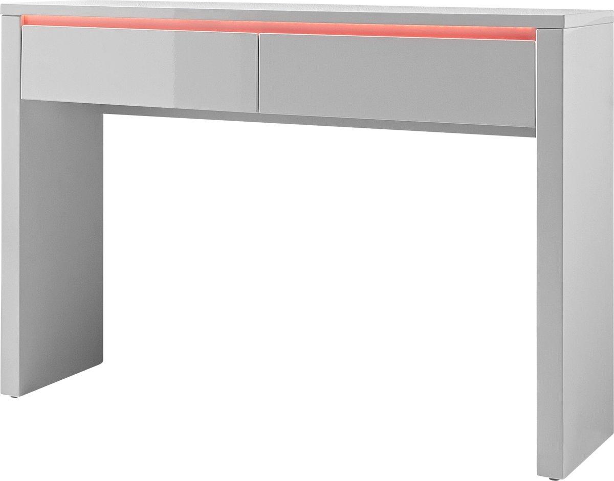 Nieuw bol.com | 24Designs Kaptafel Set Chicago L120 x B40 x H85 cm HP-08