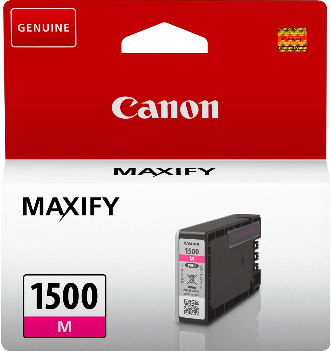 Canon PGI-1500M inktcartridge Magenta 4,5 ml kopen