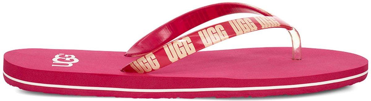 UGG Slippers - Maat 38 - Vrouwen - roze/wit kopen