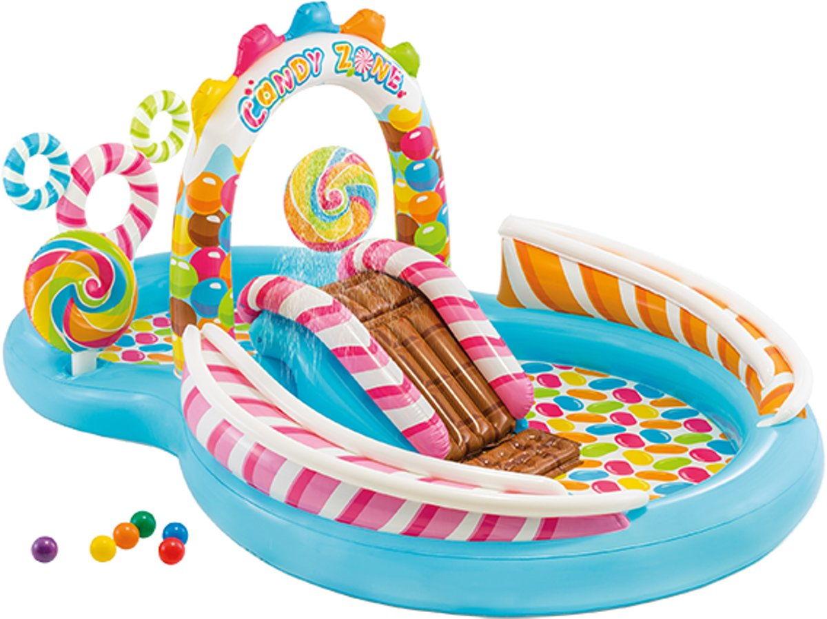 Intex Playcenter Candy Zone