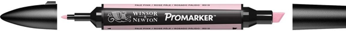 Winsor and Newton Promarker Pale Pink R519