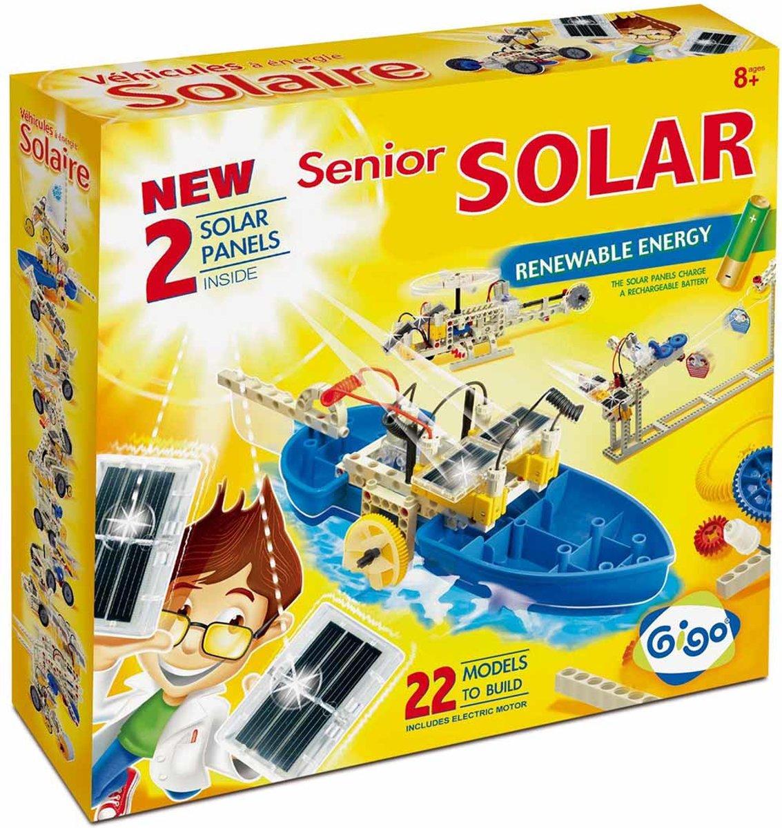 Gigo uitgebreide solarset