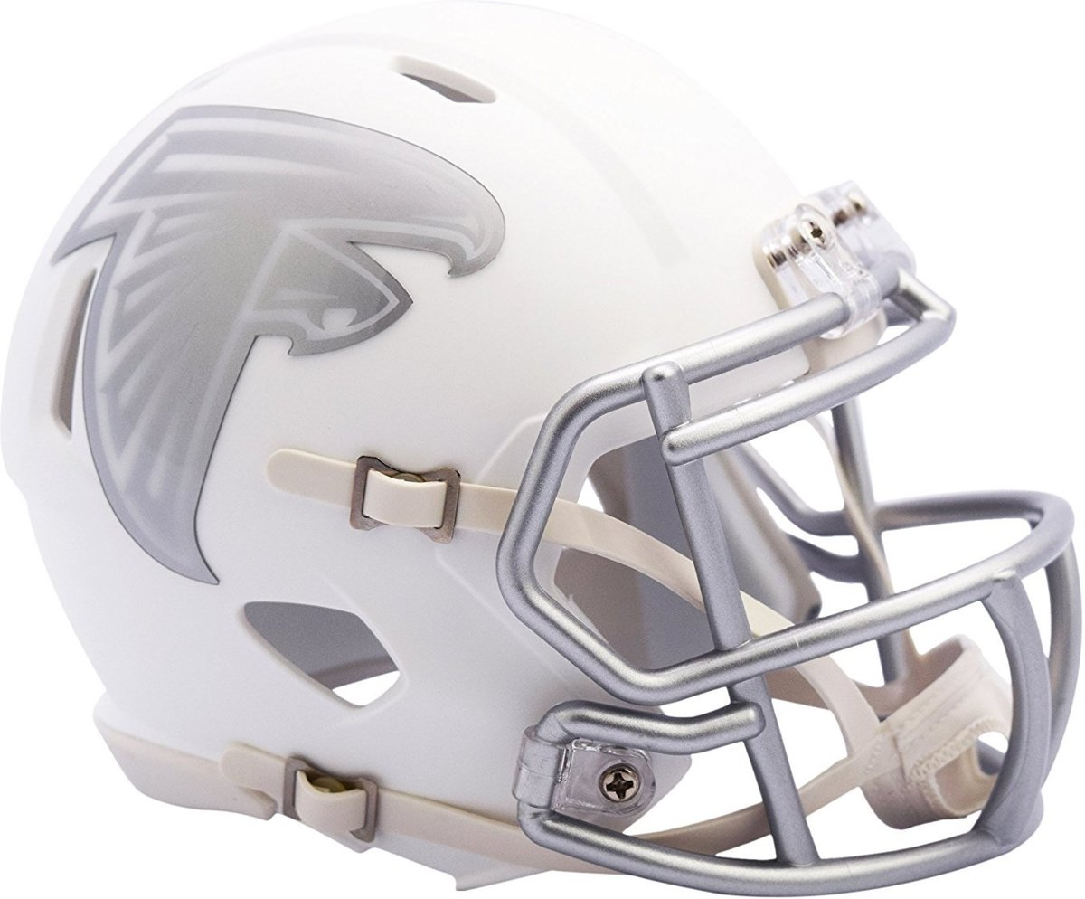 Riddell Speed Mini Alt ICE Falcons American Football Helm