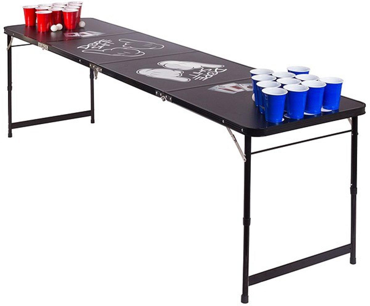 Bol beer pong tafel dope design original bier pong table