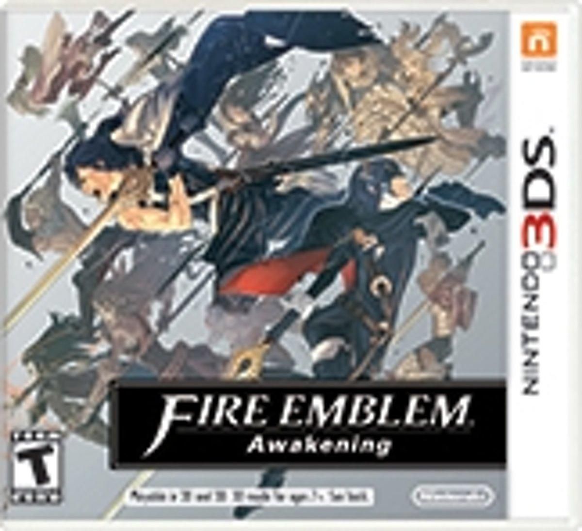 Nintendo Fire Emblem: Awakening 3DS Basis Nintendo 3DS Engels video-game kopen