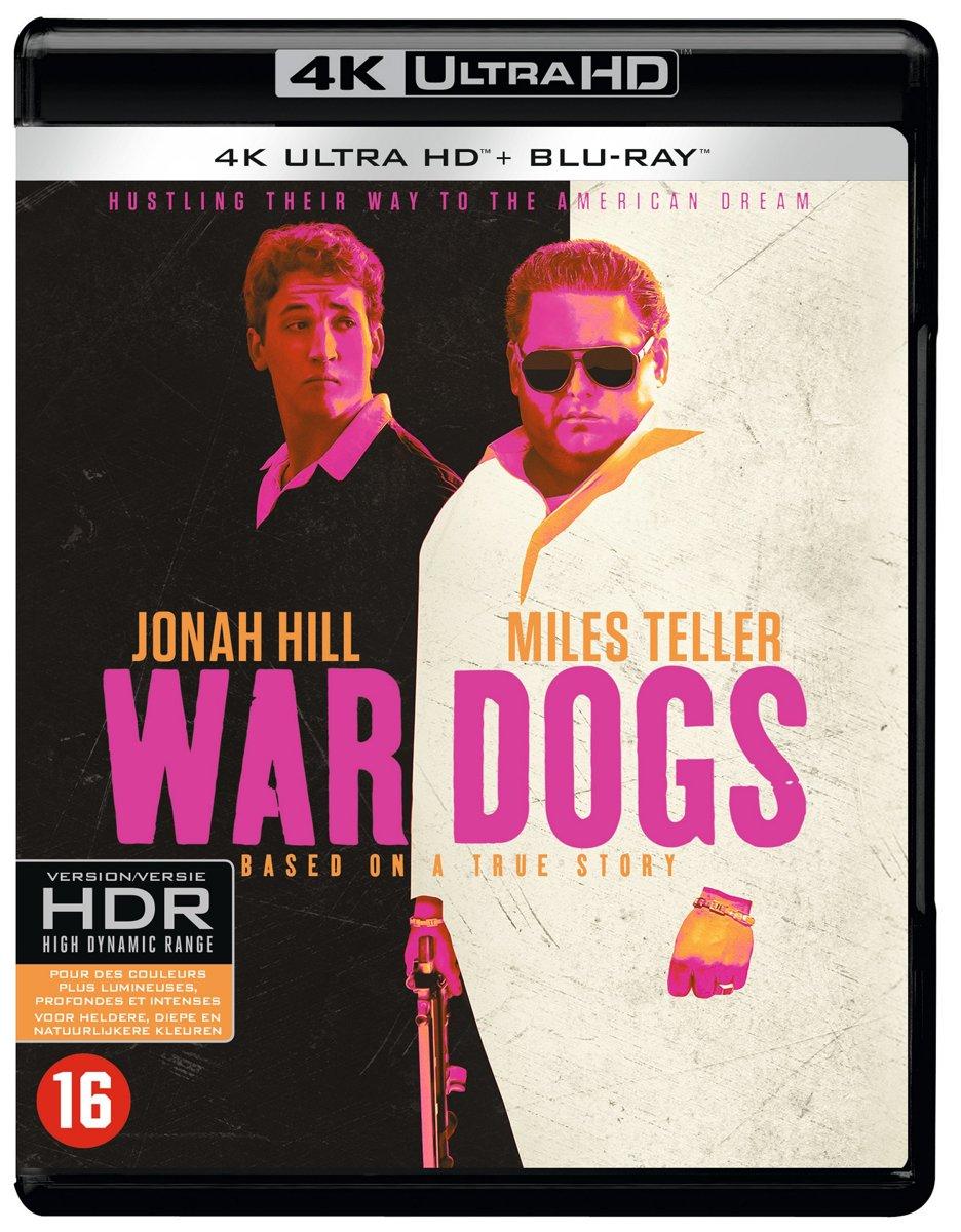 War Dogs (4K Ultra HD Blu-ray)-