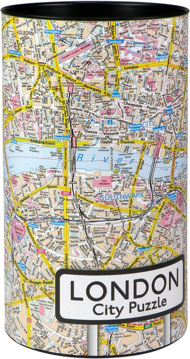 City Puzzle London City - Puzzel - 500 puzzelstukjes