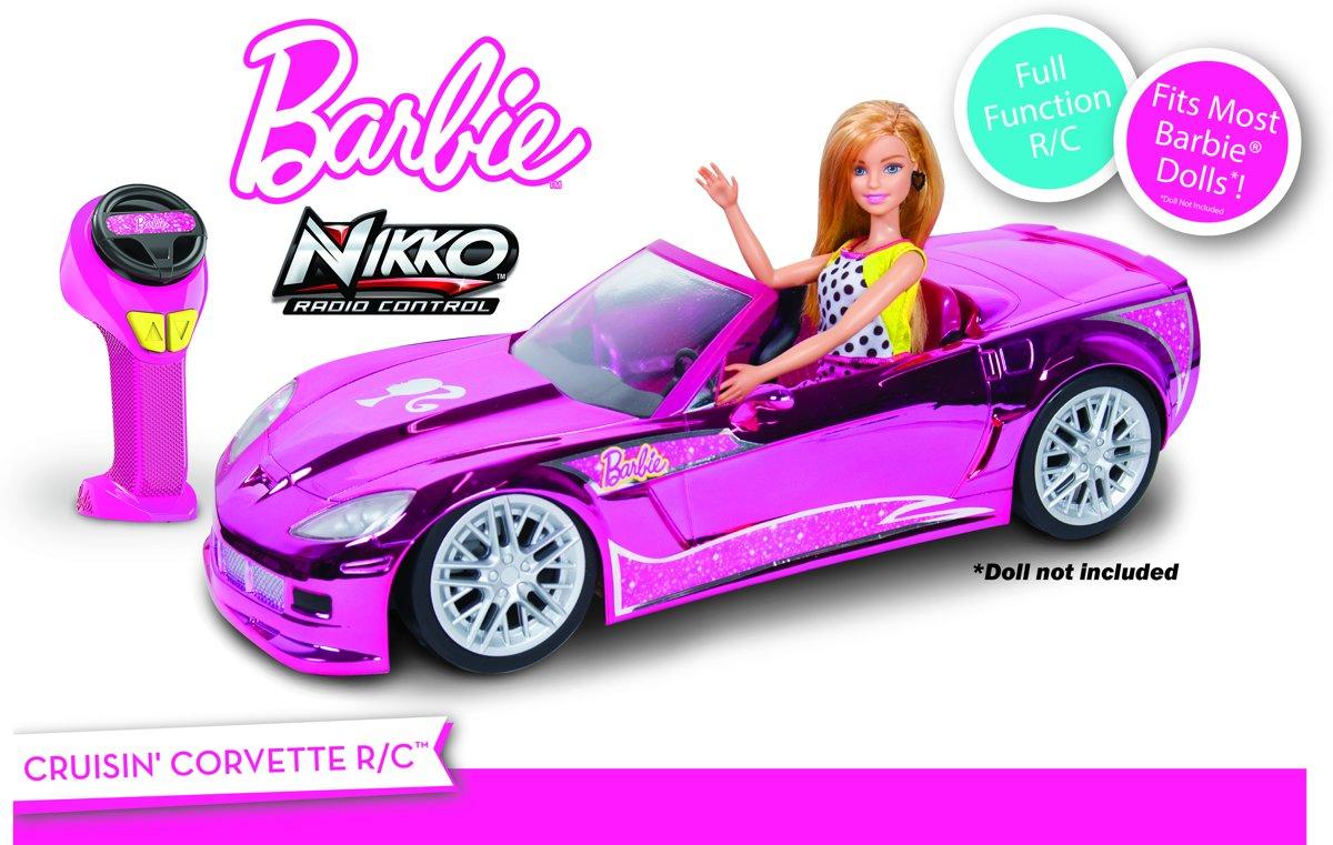Nikko Barbie Crusin