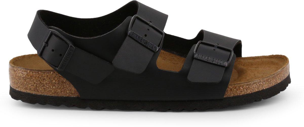 | Birkenstock Slippers Heren MILANO Black