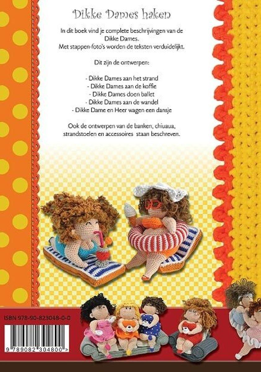 Bolcom Dikke Dames Haken Haakpret Speelgoed
