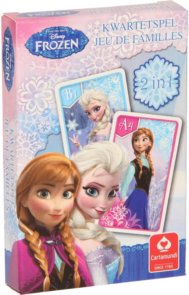 Disney Frozen Kwartet- & actiespel kopen