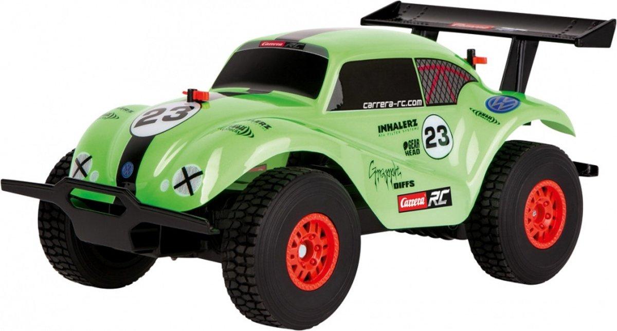 Carrera RC VW Beetle, green