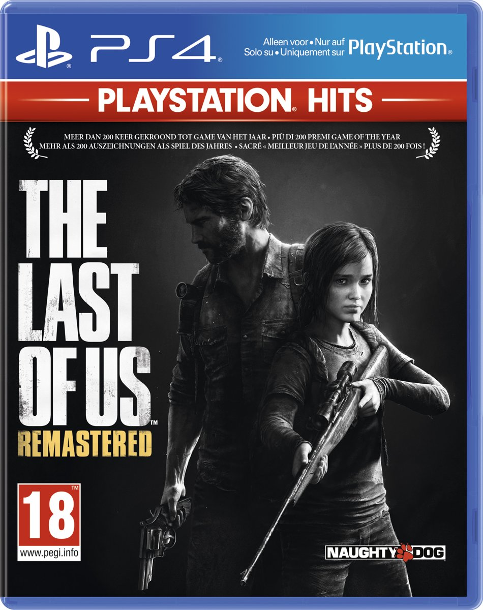 The Last of Us Remastered - PlayStation Hits PlayStation 4