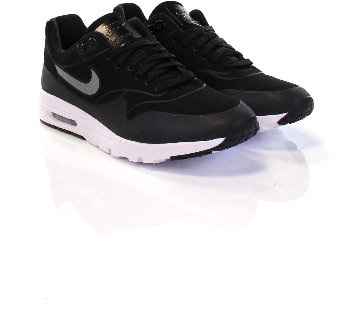 Mens Nike Air Max 1 Ultra Moire BlackBlackWhite TopDeals