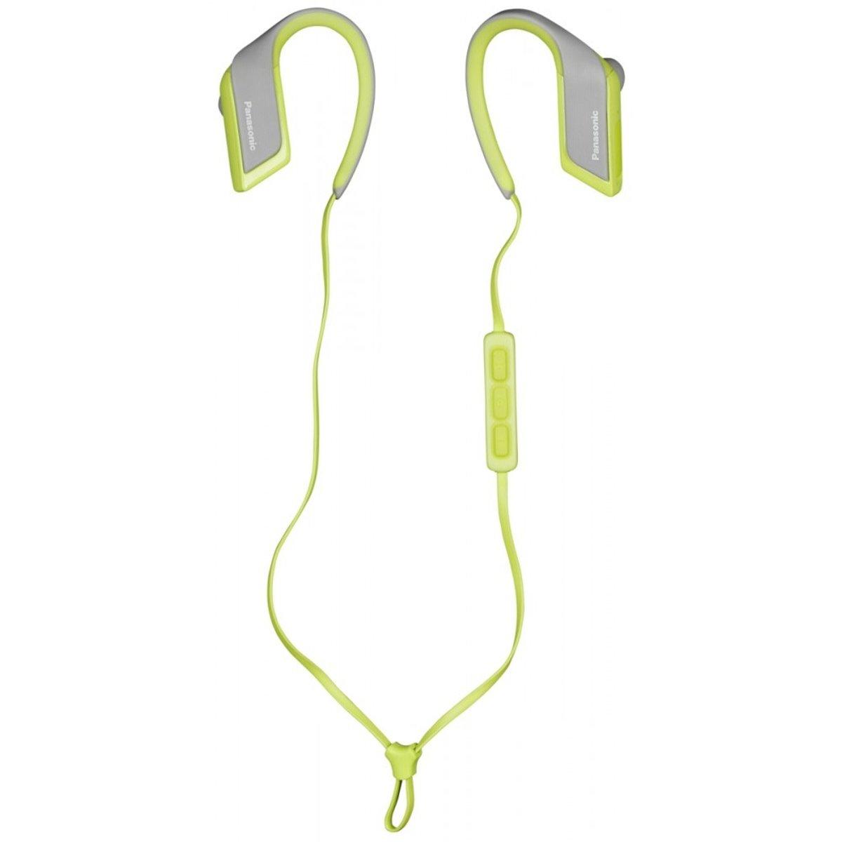 Panasonic RP-BTS35E-Y Bluetooth In-Ear Sportoordopjes, gelb kopen