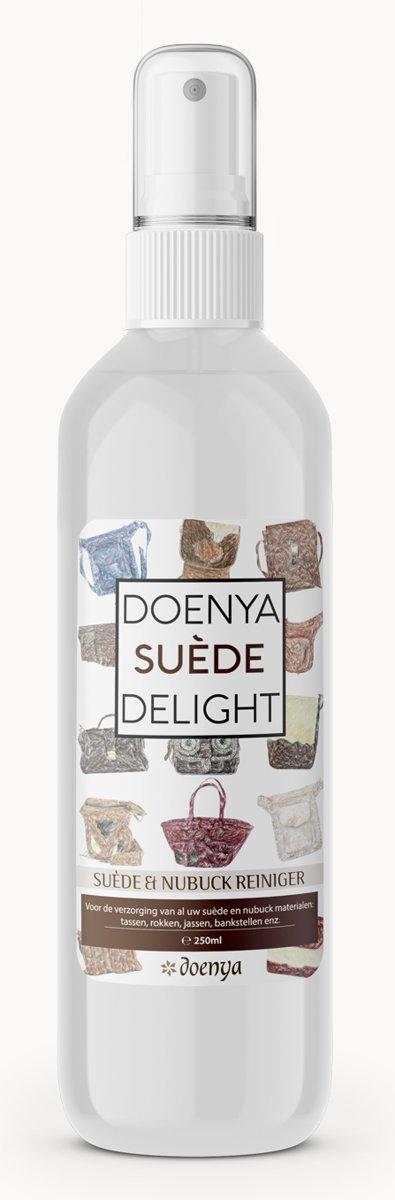 Doenya Suède Delight - SUÈDE & NUBUCK REINIGER (250ml) kopen