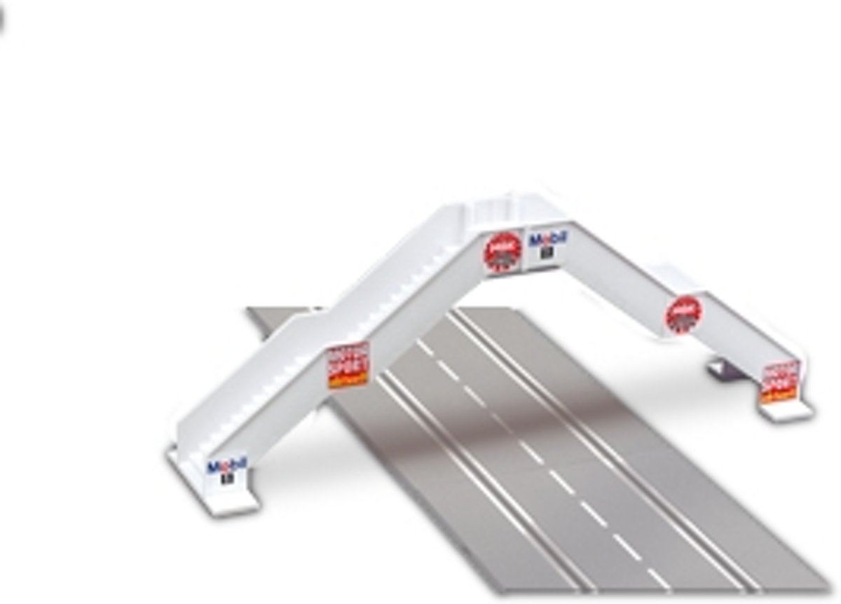 Carrera Loopbrug - racebanen - 1:32 - 1:24