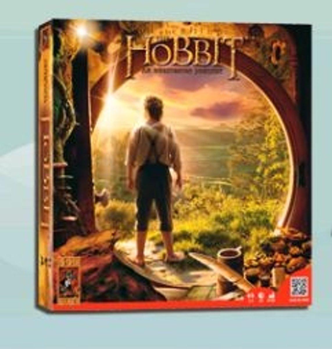 De Hobbit Filmeditie - Bordspel