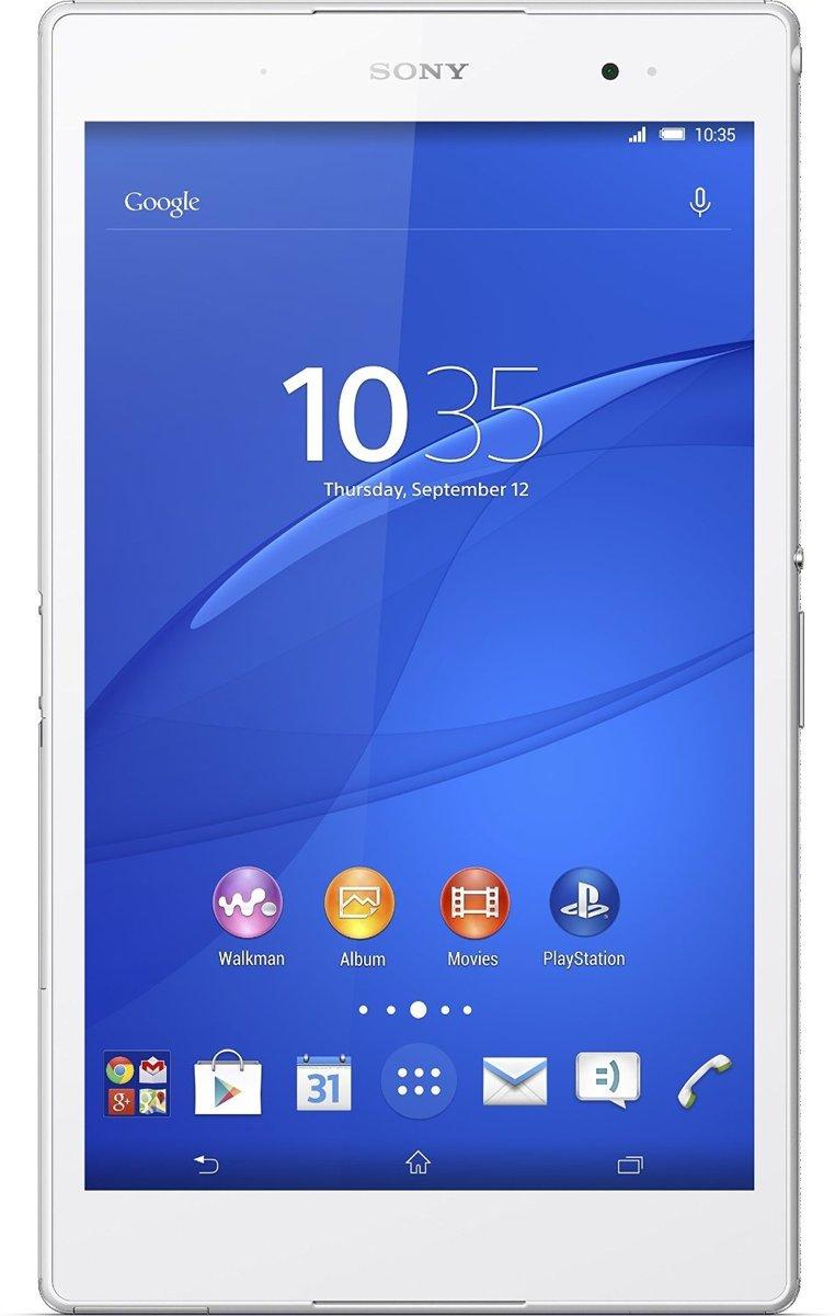 Sony Xperia Z3 tablet compact - 16GB versie - Wit kopen