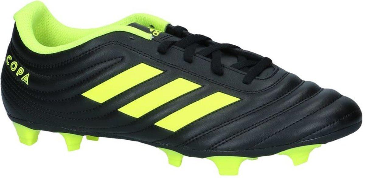 8185ed7ac94 bol.com | Zwarte Voetbalschoenen adidas Copa 19.4 FG