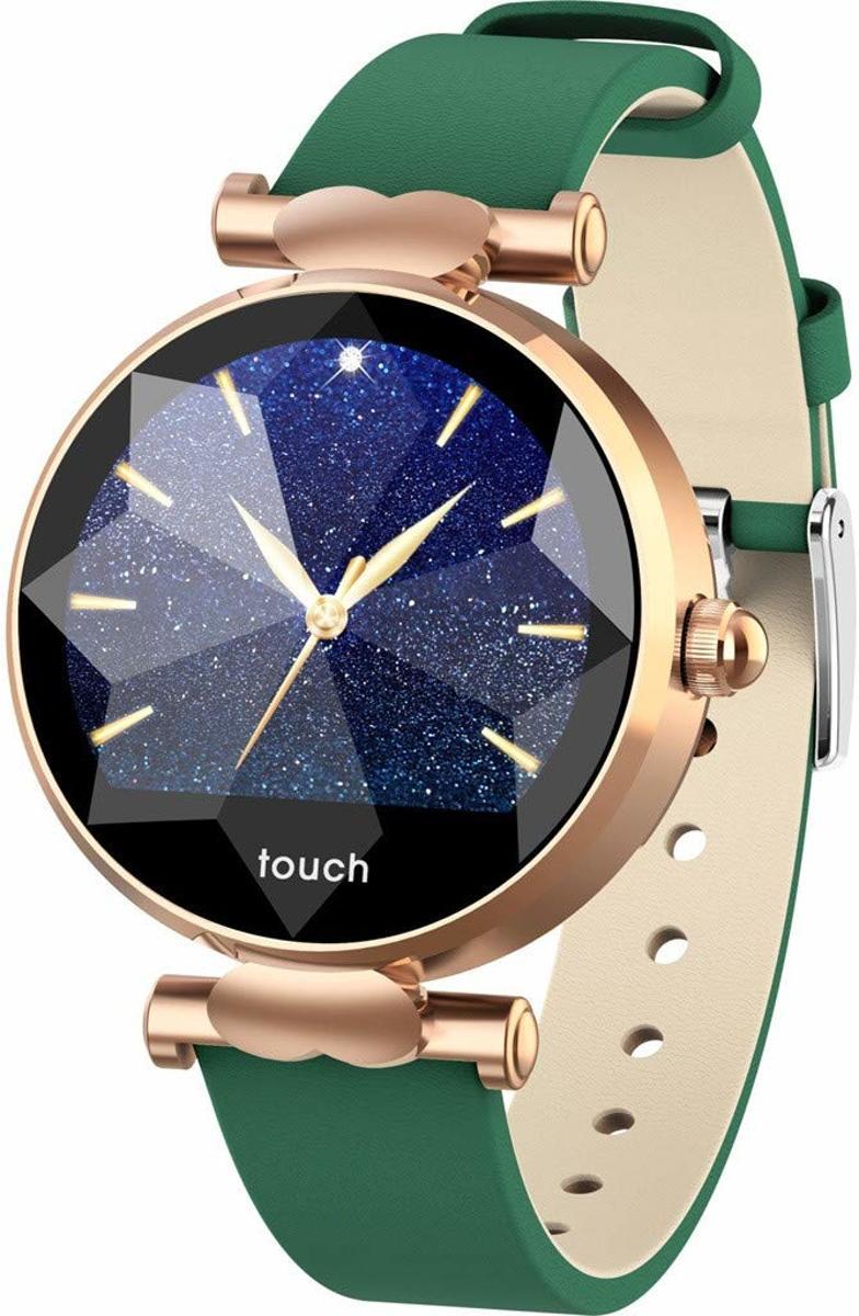 Chique Smarthorloge, uniek, accessoire, Vrouwenhorloge, Outfit Style, New Look, Casual watch, Activiteiten horloge, Ideale gift, Cadeau kopen