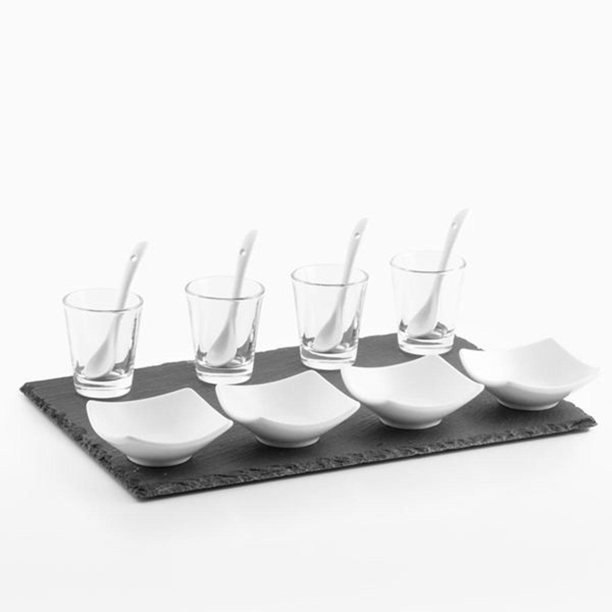 Atopoir Noir Amuse Set (13 stuks)