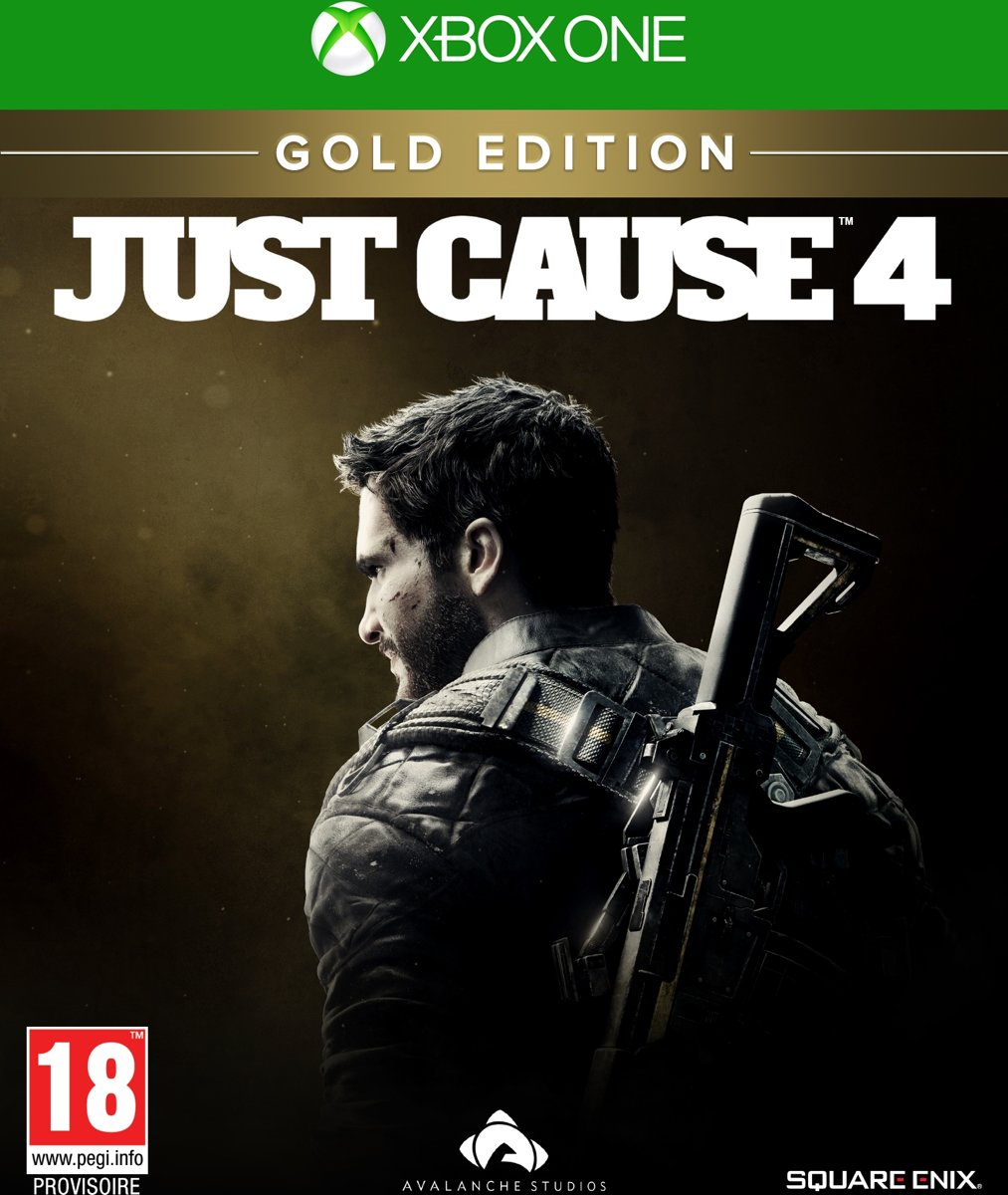 Just Cause 4 - Gold Edition Xbox One